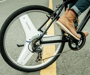 Centinel Wheel Turns Any Bicycle into Electric Bik