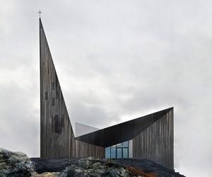 Church of Knarvik by RRA
