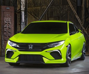Honda Introduces Ultra-SPorty Civic Concenpt