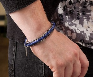 Color Chainmail Bracelets for Men