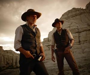 Cowboys & Aliens Clips