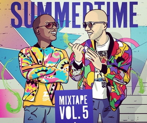 "DJ Jazzy Jeff & Mick Boogie – ""Summertime Vol. 5″"
