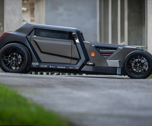Sbarro Eight Concept – Cosmic HotRod