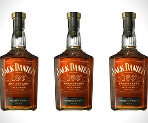 Jack Daniels 150th Anniversary Whiskey