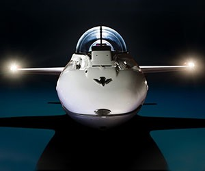 Deepflight Super Falcon Submarine