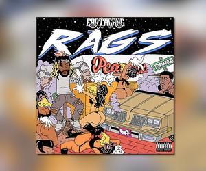 """EarthGang - """"Rags"""" (EP)"""