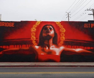 New Mural by Elmac in Los Angeles
