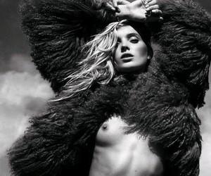 Elsa Hosk by Greg Kadel for Vogue Spain