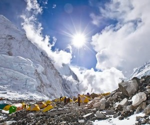"""Everest"" – A Mount Everest Time Lapse Short Film"