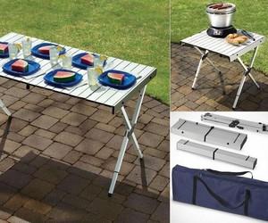 Expandable Portable Table