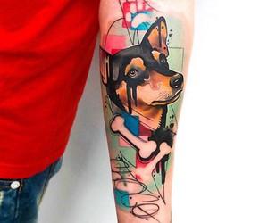 Vibrant Tattoo Designs by DYNOZ