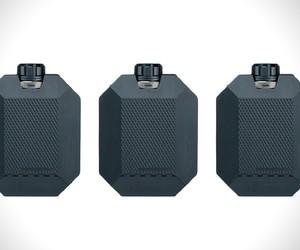 Macallan x URWERK Titanium Flask
