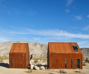 Folly Cabins in Joshua Tree National Park