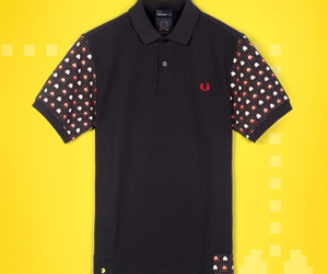 FRED PERRY X PAC-MAN TEN_DO_TEN PROJECT