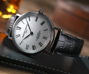 Frederique Constant Introduces Newest Watch