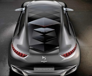 WELCOMING CITROËN DIVINE DS CONCEPT