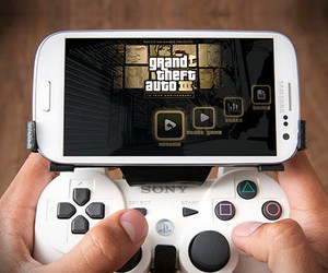Gameklip – Play Android Games With PS3 Controller