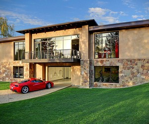 Stunning Showroom Garage in $4 Million House