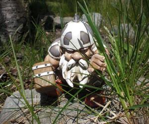 Battle Ready Garden Gnomes