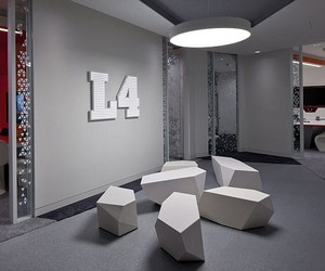 Google's Awesome London Office – L4