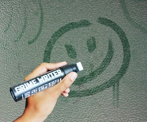 Grime Writer - Socially Responsible Graffiti Pen?