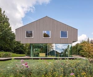 House H / HHF architects + Jacob & Spreng
