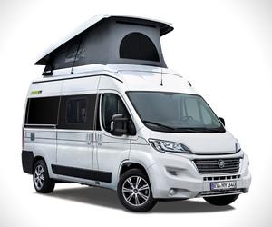 Hymercar Ayers Rock Van
