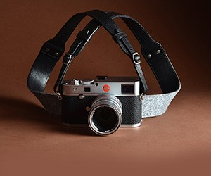 Hard Graft Atelier Hang Camera Strap