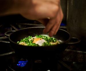 Chicken and Egg Rice by Matt Abergel of Yardbird