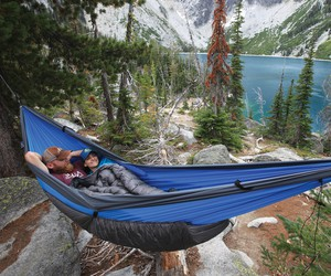 Cocoon hammock from Inferno