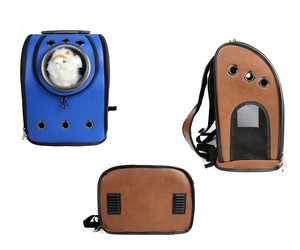 Innovative Traveler Bubble Backpack For Pets