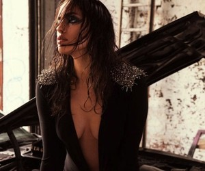 Irina Shayk by David Roemer for GQ Russia