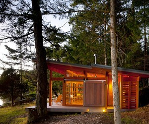 Timber Cabins in British Columbia