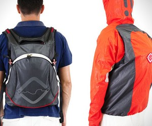 Funnell Eject Backpack Jacket