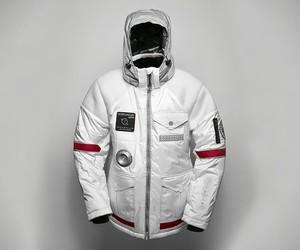 Space Life Mars Jacket