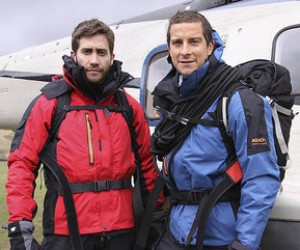 Man vs. Wild X Jake Gyllenhaal