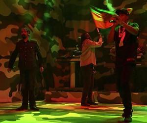 """Jay-Z x Damiam Marley - """"BAM"""" live @ SNL"""
