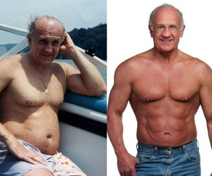 A talk with Dr. Life, aka ripped Grand Pa