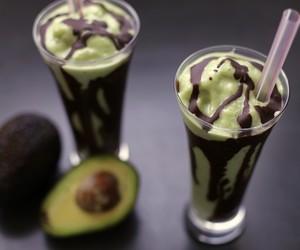 Jus Alpukat - Indonesian Avocado Shake