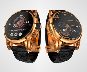 Kairos. World's First Smart Watch Hybrid
