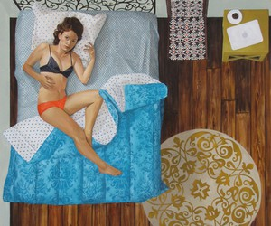 Karen Ann Myers insights into women's bedrooms