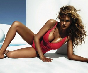 Kate Upton in Vogue Spain