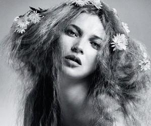 Kate Moss by Daniele & Iango for i-D