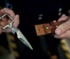 Belt Knives by Bowen