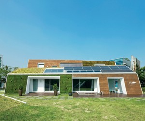 E+ Green House Prototype