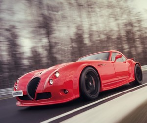 The NEW Wiesmann GT MF4-CS, Geneva