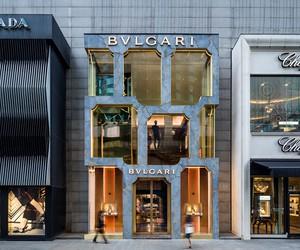 Bulgari's Flagship Kuala Lumpur Store by MVRDV