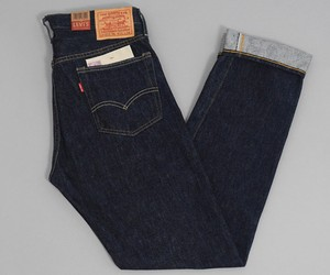 Levi's Vintage Clothing 1954 501 Jeans New Rinse