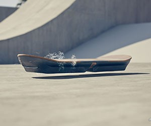Meet the Lexus Hoverboard