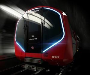 New $4 Billion London Subway Trains